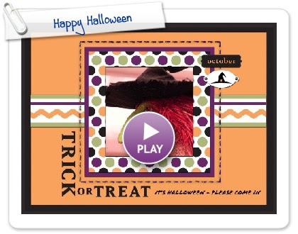 Click to play this Smilebox scrapbook: Happy Halloween