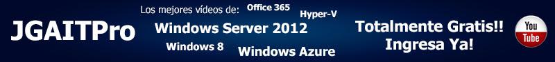 Los mejores vídeos de administración de productos y servicios Microsoft
