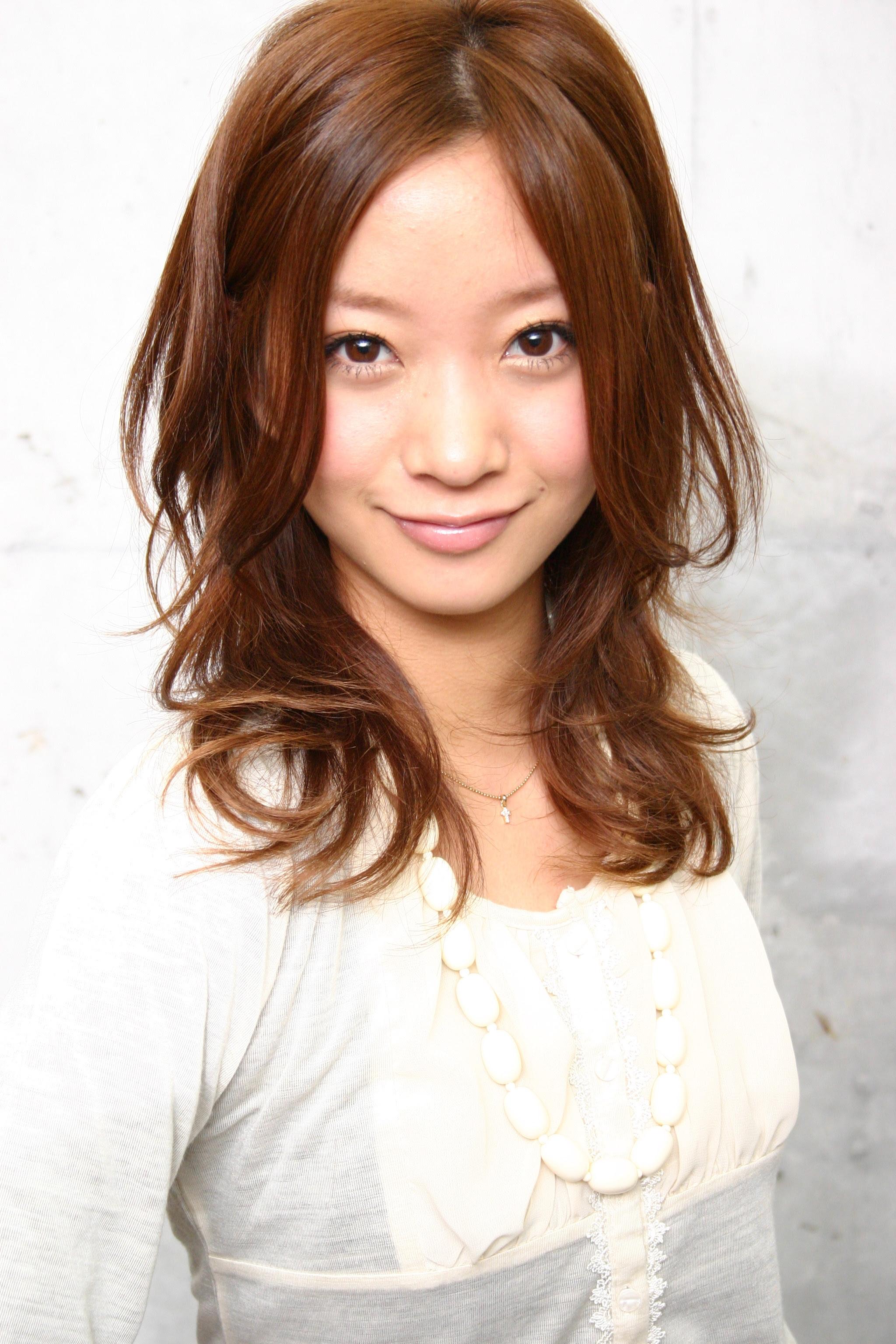 Long Hairstyles Japanese Girl Hairstyles
