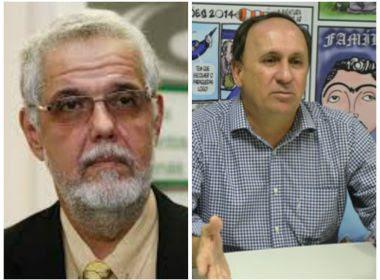Após pedir prisão de Rui, Gualberto troca acusações com Solla: 'Ladrão' e 'grileiro'