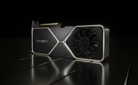 Half a year ago we can't buy RTX cards, but NVIDIA launches the new RTX 3080 Ti and 3070 Ti