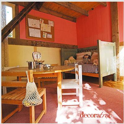 Casas de madera prefabricadas como construir una casa de - Como construir una casa para ninos ...