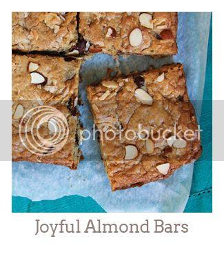 """""""Joyful Almond Bars"""""""