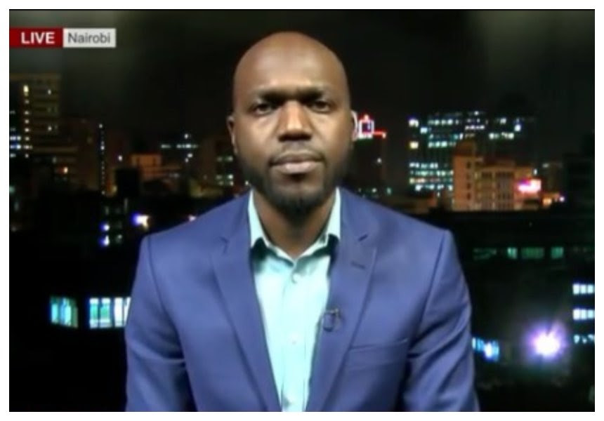Lawyers Donald Kipkorir and Ahmednasir Abdullahi speak of Daily Nation's refusal to publish Larry Madowo's article