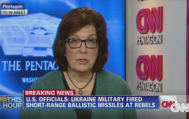 CNN: Украина использует против сепаратистов баллистические ракеты