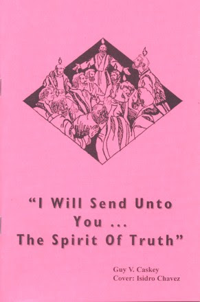 I Will Send Unto You ... The Spirit of Truth - cover(28K)