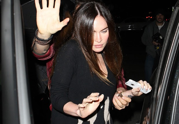Megan Fox (Foto: Grosby Group)
