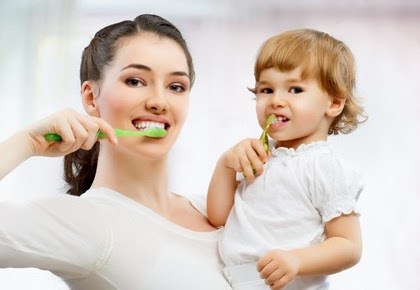 фтор в зубных пастах для детей