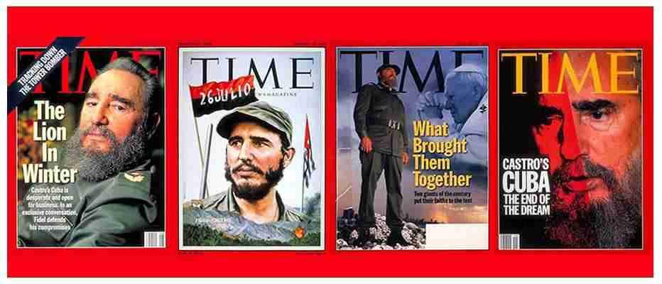 Tapas Time Fidel Castro