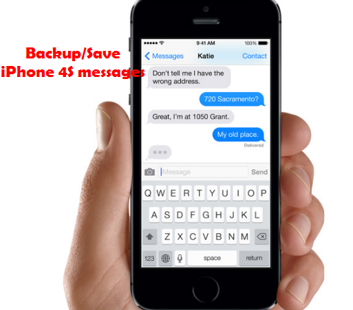 Iphone 4s Text - Test 6
