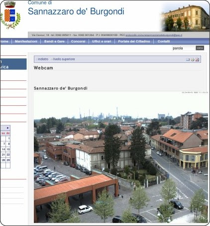 http://www.comune.sannazzarodeburgondi.pv.it/webcam