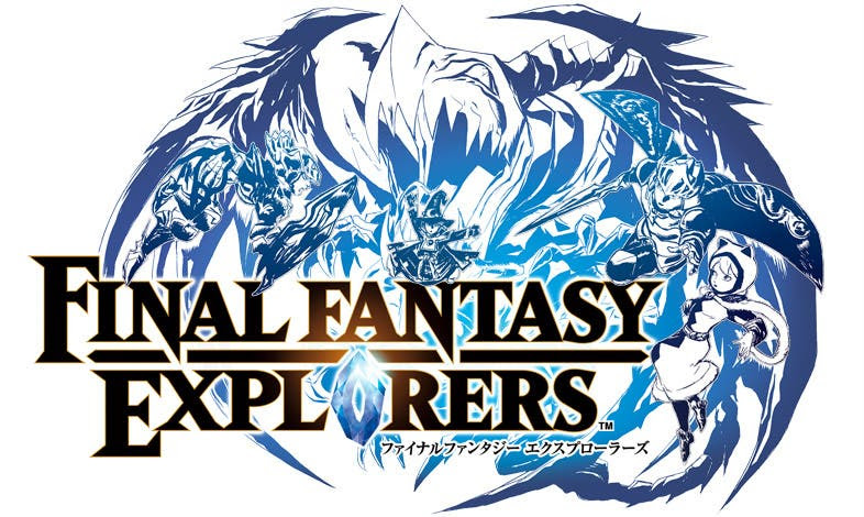 final fantasy, explorers, 3ds, Nintendo, consolas, proximamente,