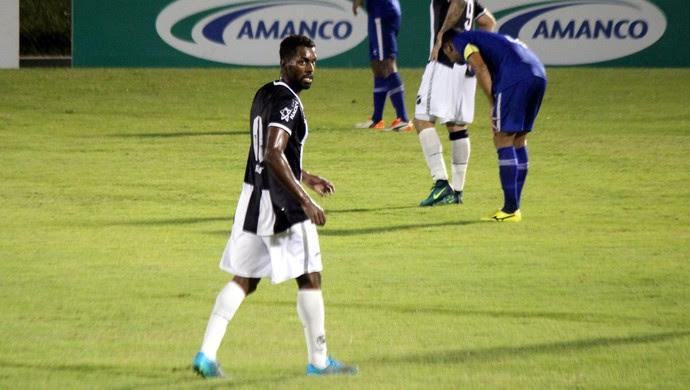 ABC x CSA, no Estádio Frasqueirão - Copa do Nordeste - Marques, atacante (Foto: Augusto Gomes/GloboEsporte.com)