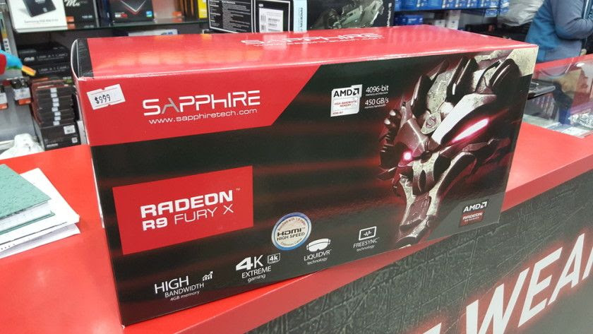 AMD baja el precio de sus tarjetas gráficas Radeon