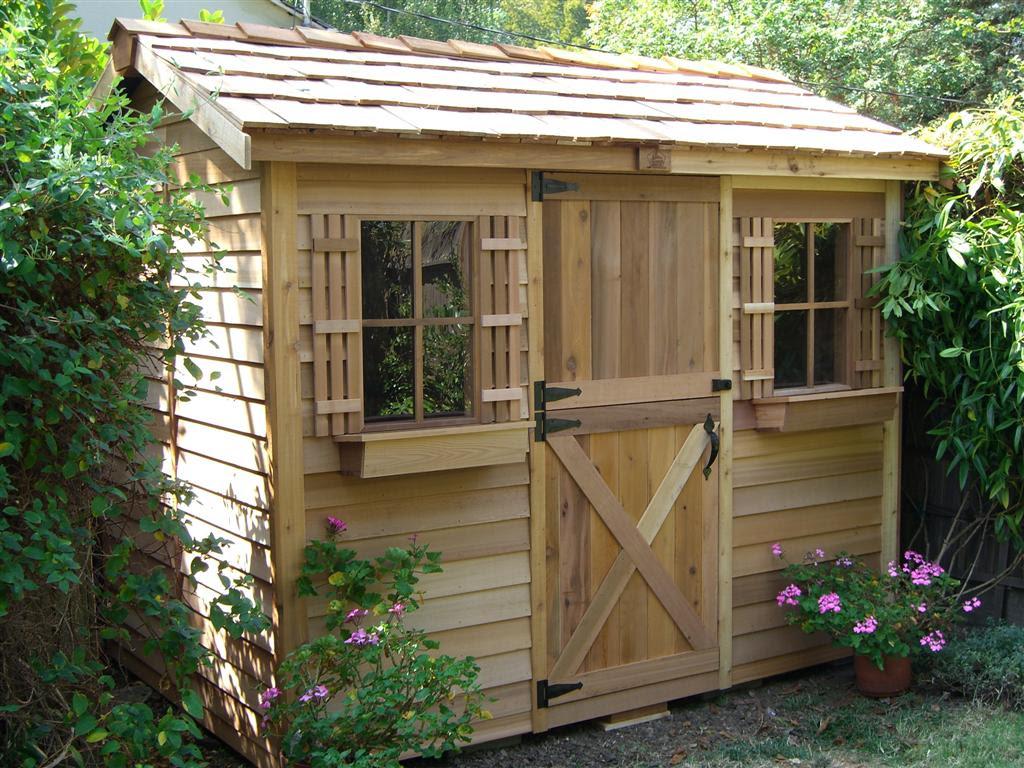 wood shed design software