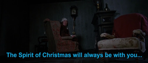 The Spirit of Christmas will always be with you…