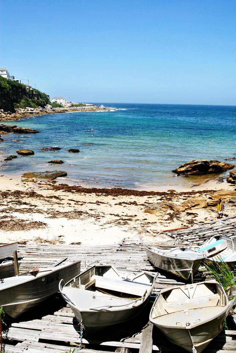 Bondi to Coogee Beach Coastal Walk, Australia