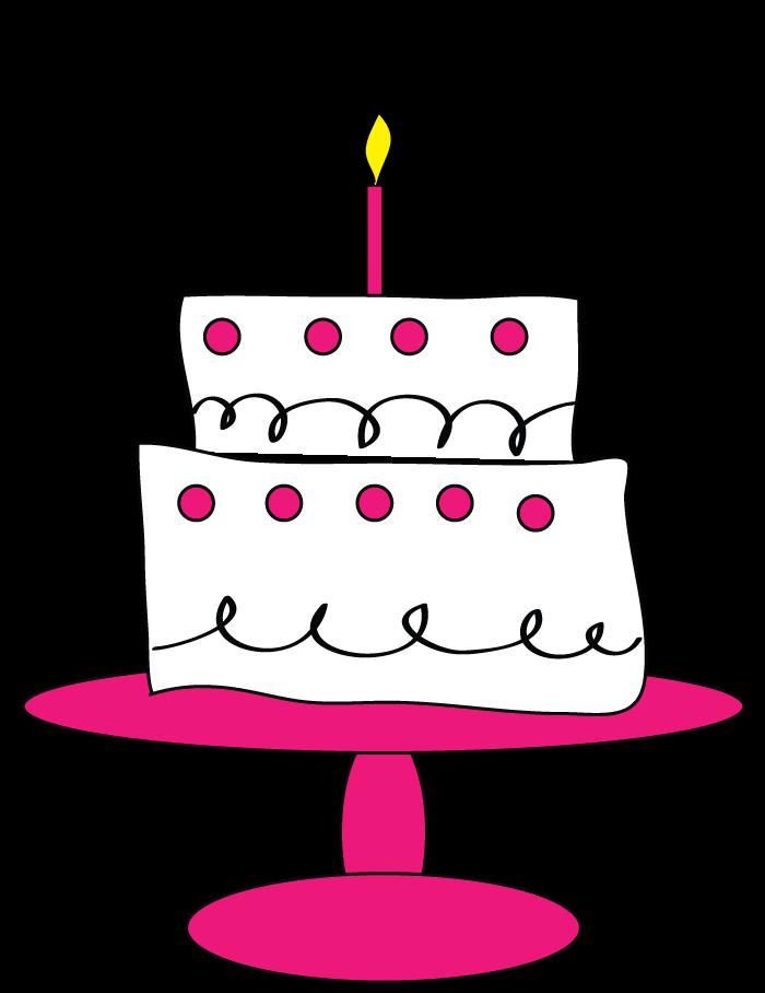 Cake Art Clip Birthday