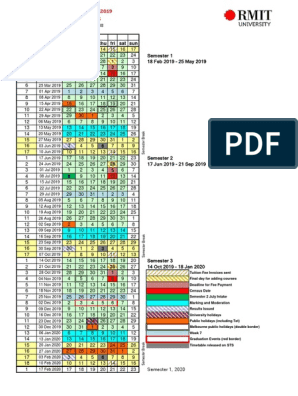 Rmit Calendar 2021   Calendar Nov 2021
