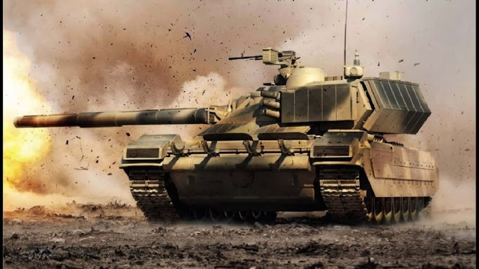 O tanque russo T-95 teria sido um pesadelo para a OTAN. Então o que aconteceu?