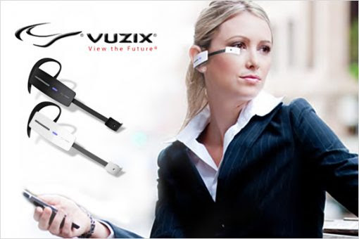 Vuzix - M100 glasses