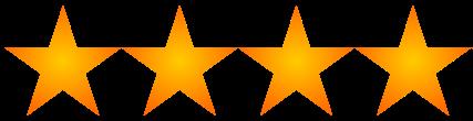 Resultado de imagen para cuatro estrellas
