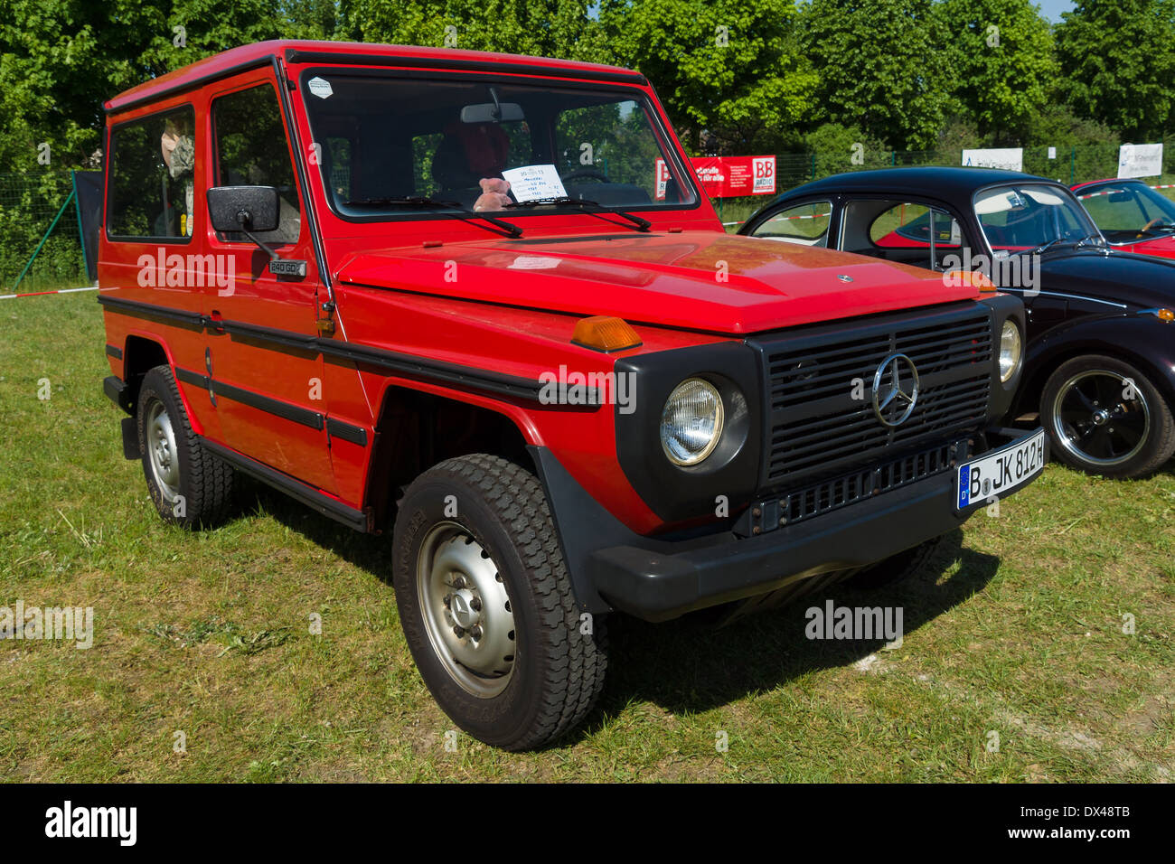 Mid-size sport utility vehicle Mercedes-Benz 240GD, 1981 ...