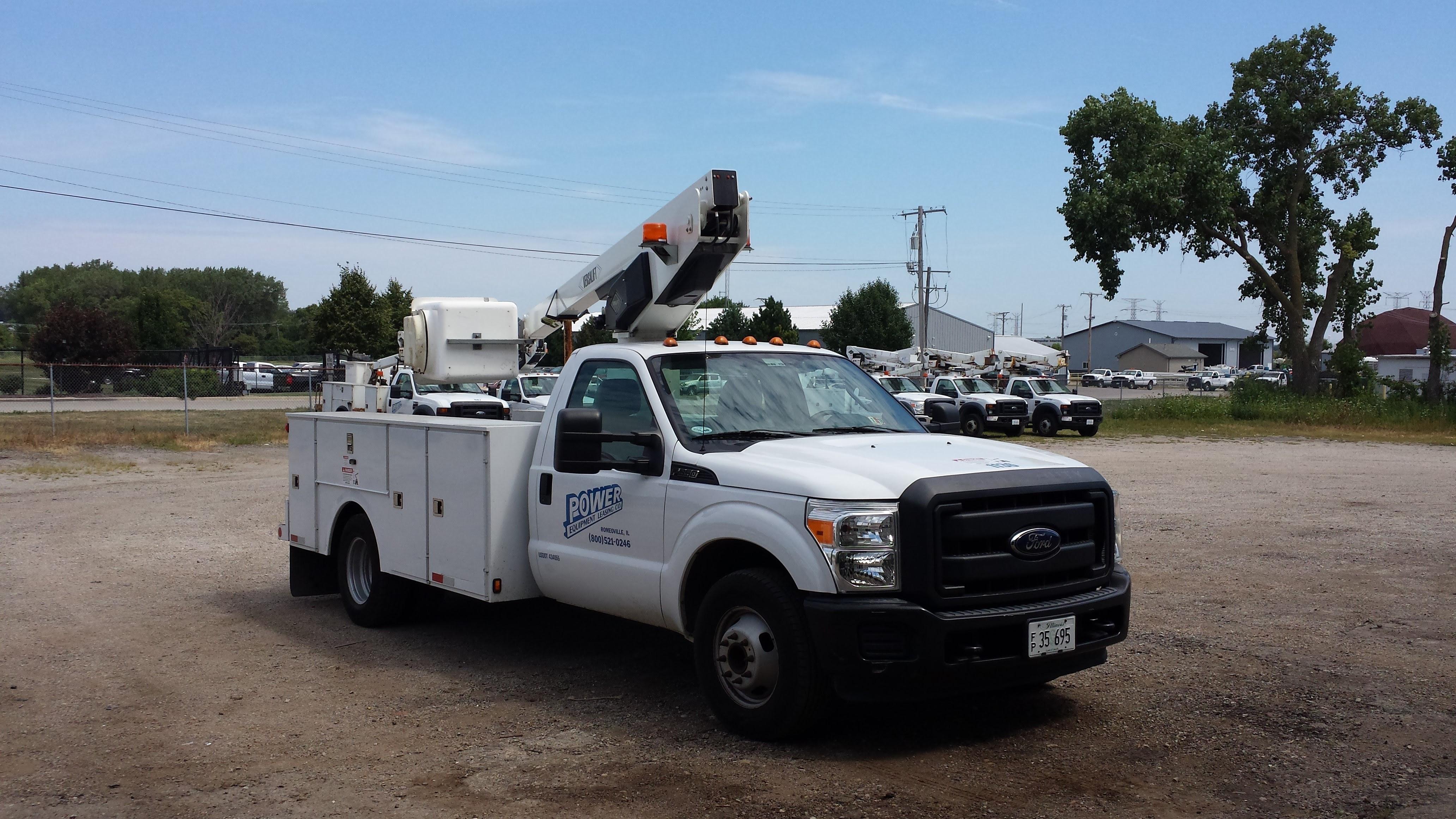 Bucket Lift Truck Rental Rent aerial lifts bucket trucks near
