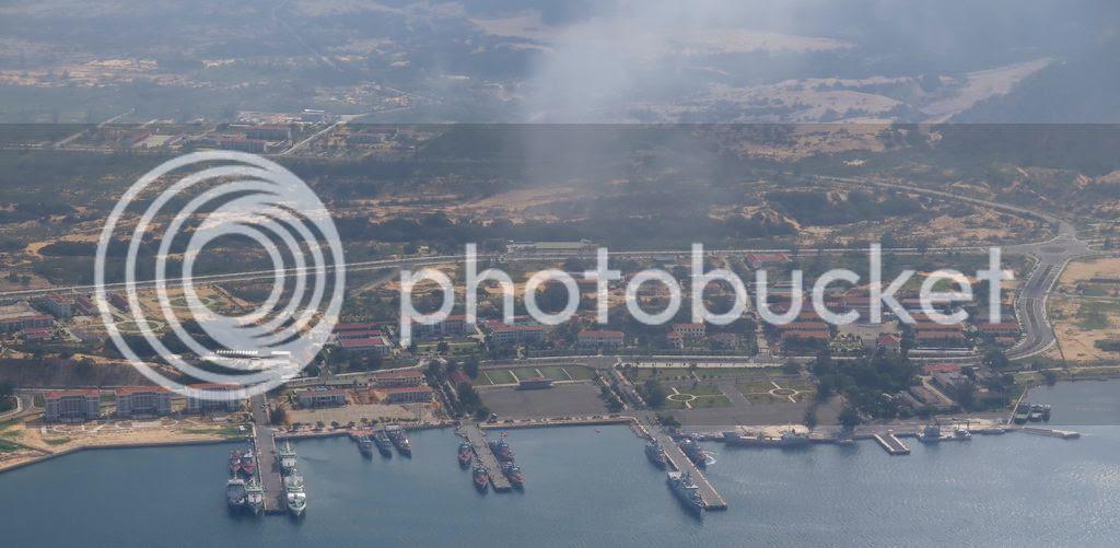 'Cận cảnh' Cảng Quốc tế Cam Ranh - ảnh 3
