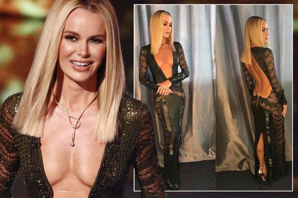Image result for amanda holden dress