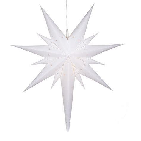 """Snowflakes & Stars   26"""" Aurora Superstar TM LED Fold Flat"""