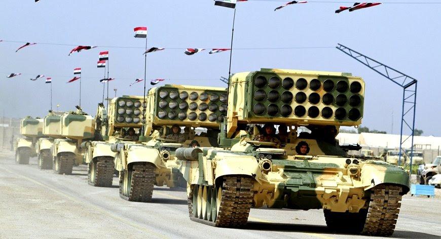 Наше оружие снова в Ираке