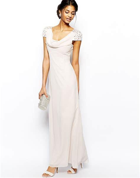 Lipsy VIP cowl neck maxi dress at ASOS   Affordable