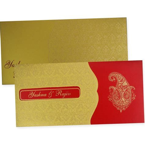 The Wedding Cards Online   Indian Wedding Cards: Emboss