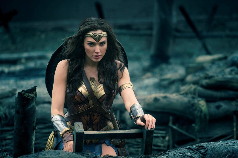 Resultado de imagen de Wonder woman 2017