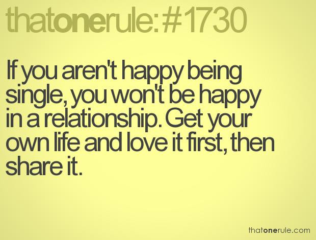 Quotes About Happy Being Single 21 Quotes