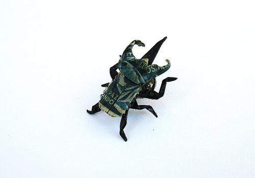 Origami-Beetle