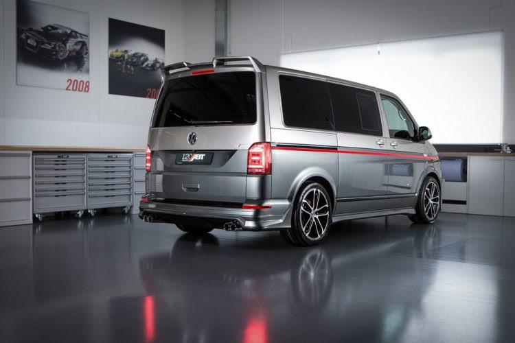 VW T6 von Abt Sportsline