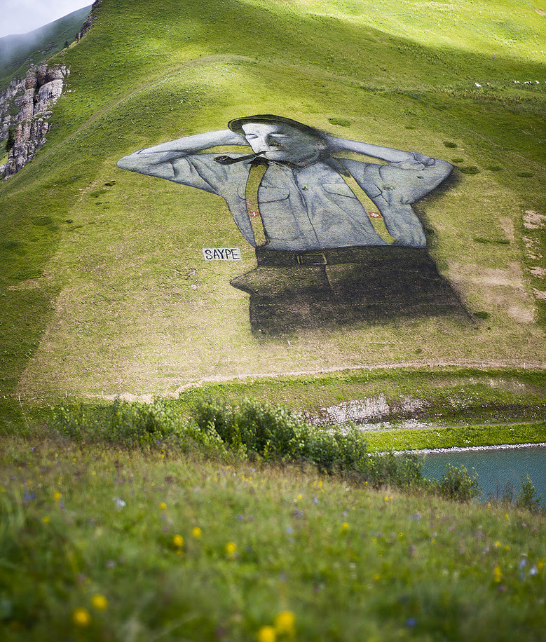 saype-land-art-leysin-switzerland-designboom-02