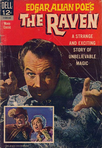 The Raven Movie Tie-in (by senses working overtime)