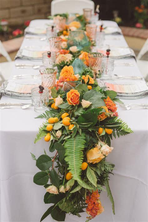 Citrus bridal shower   Anna Delores Photography