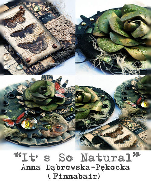 So Natural class - ScrapJause 2011