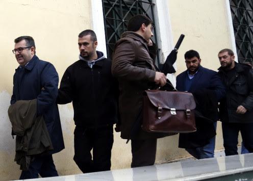 Ελεύθεροι Κουρτάκης - Τζένος - «Μαύρη ημέρα για την δημοσιογραφία» [vid]