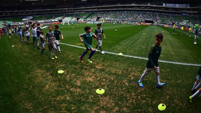 Palmeiras x Coritiba - Arena Palmeiras (Foto: Marcos Ribolli)