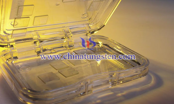 double doped zinc tungstate image