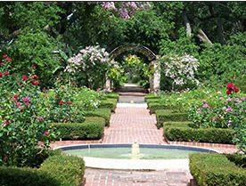 Rose Garden New Orleans