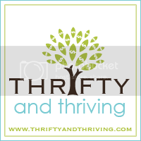 Link to Thrifty and Thriving