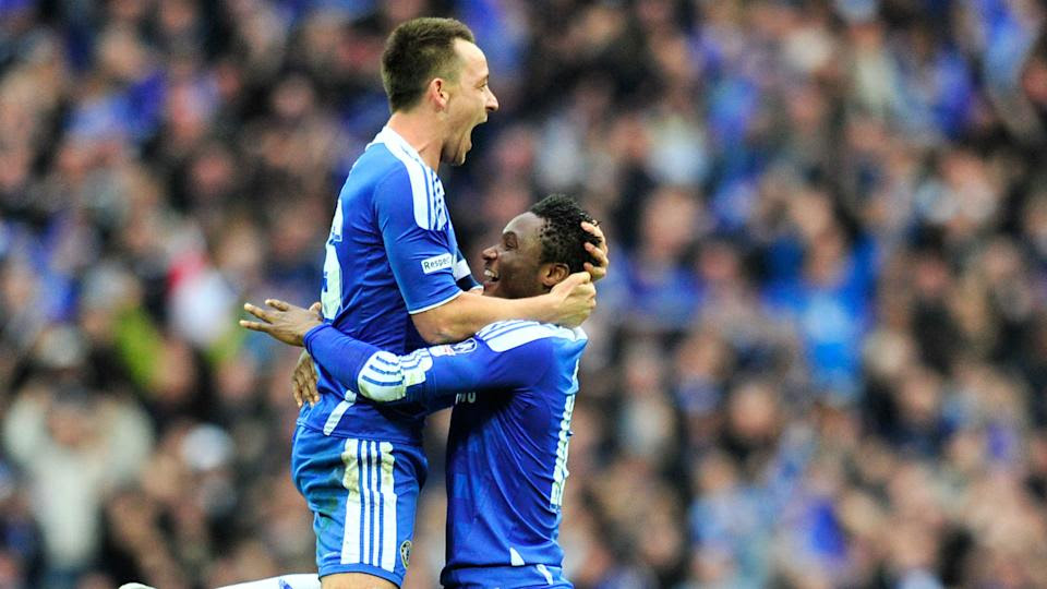 Nigerians stunned by Chelsea's John Terry and Mikel Obi no-show at Yobo Testimonial
