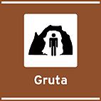 Atrativos turisticos naturais - TNA-07 - Gruta