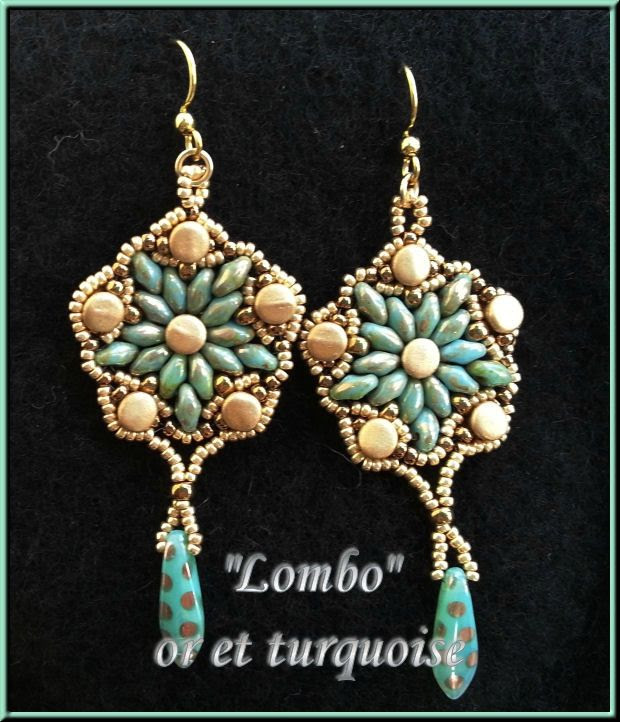 Lombo or turquoise